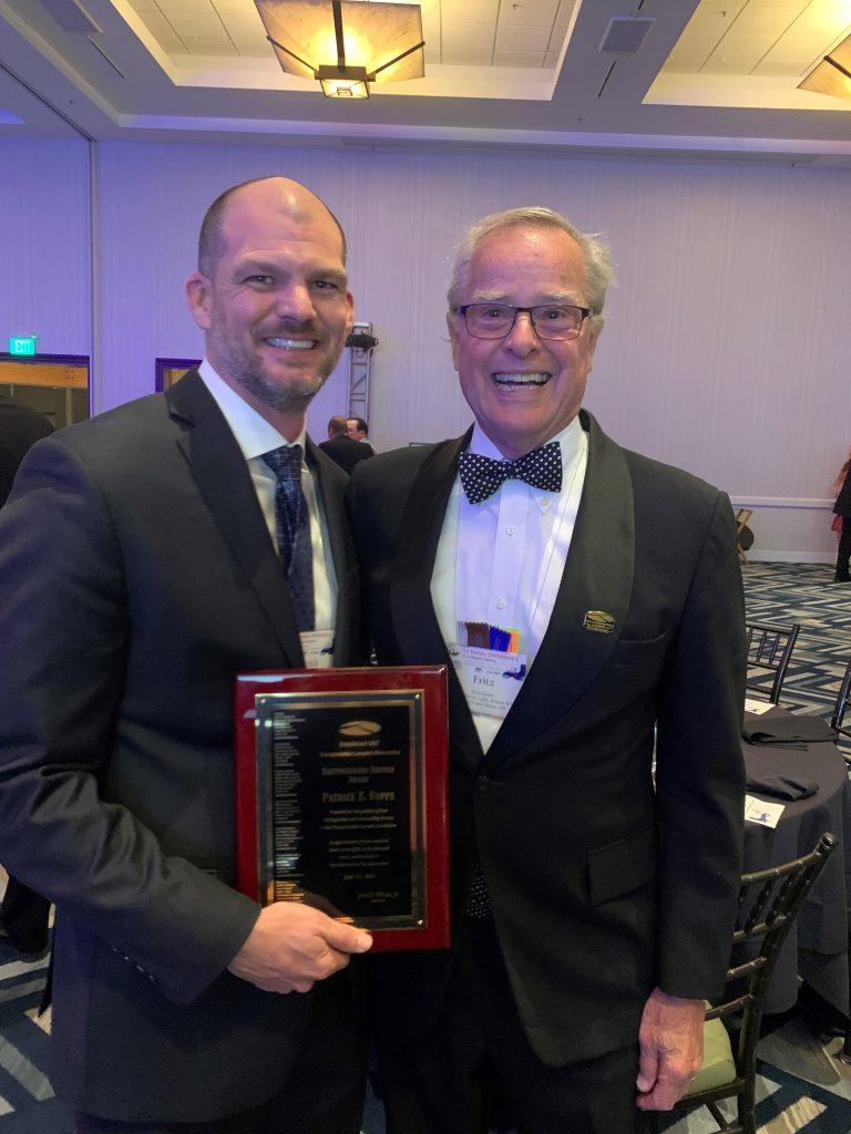 Patrick Foppe TLA Award